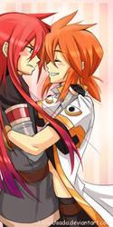 ToA- Need a hug? by LadyUsada