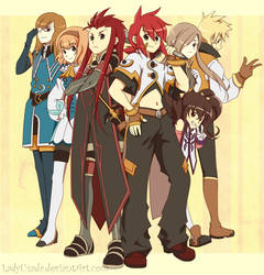 Tales of the Abyss Countdown
