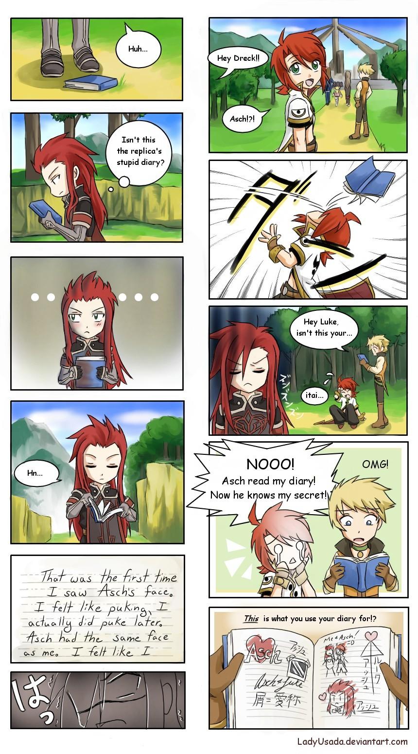 ToA- Misunderstandings by LadyUsada