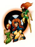 The Faces of Jean Grey