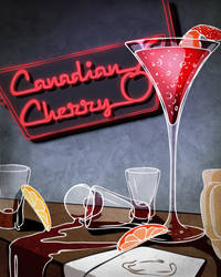 Recipe for a Canadian Cherry
