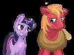Twilight and Big Macintosh