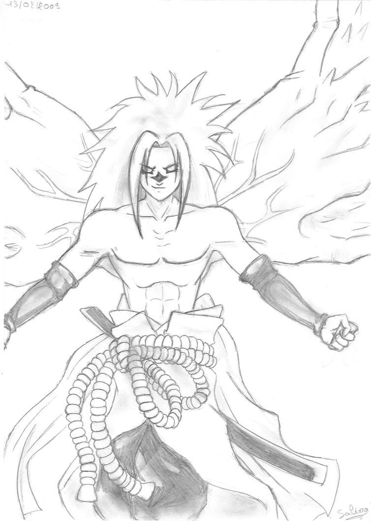 Sasuke demon by salamicc on deviantart - Demon de sasuke ...