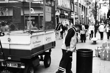 Oxford Street Sweeper