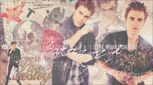 By me :) - Page 2 Paul_wesley_banner_by_yin975-d4k3uuy
