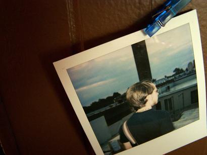 Polaroid of a Boy by Kellijbf