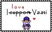 I support Vaati - Stamp by ZeldaNoir