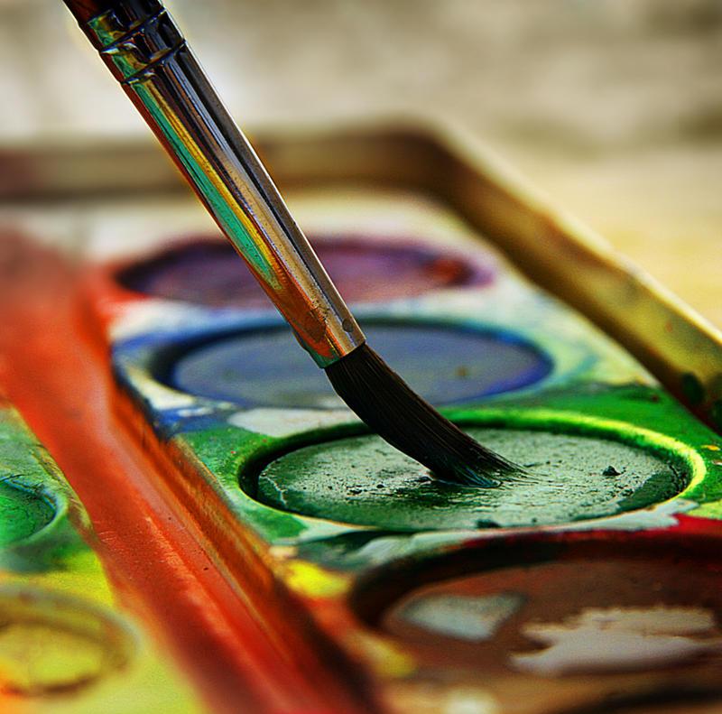 paint box by Utzel-Butzel