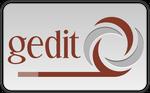 gedit logo contest