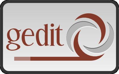 gedit logo contest by sora-meliae