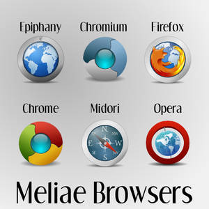 Meliae Browsers