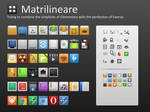 Matrilineare Icon Theme