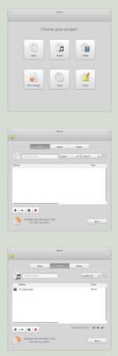 eBurn - burning application