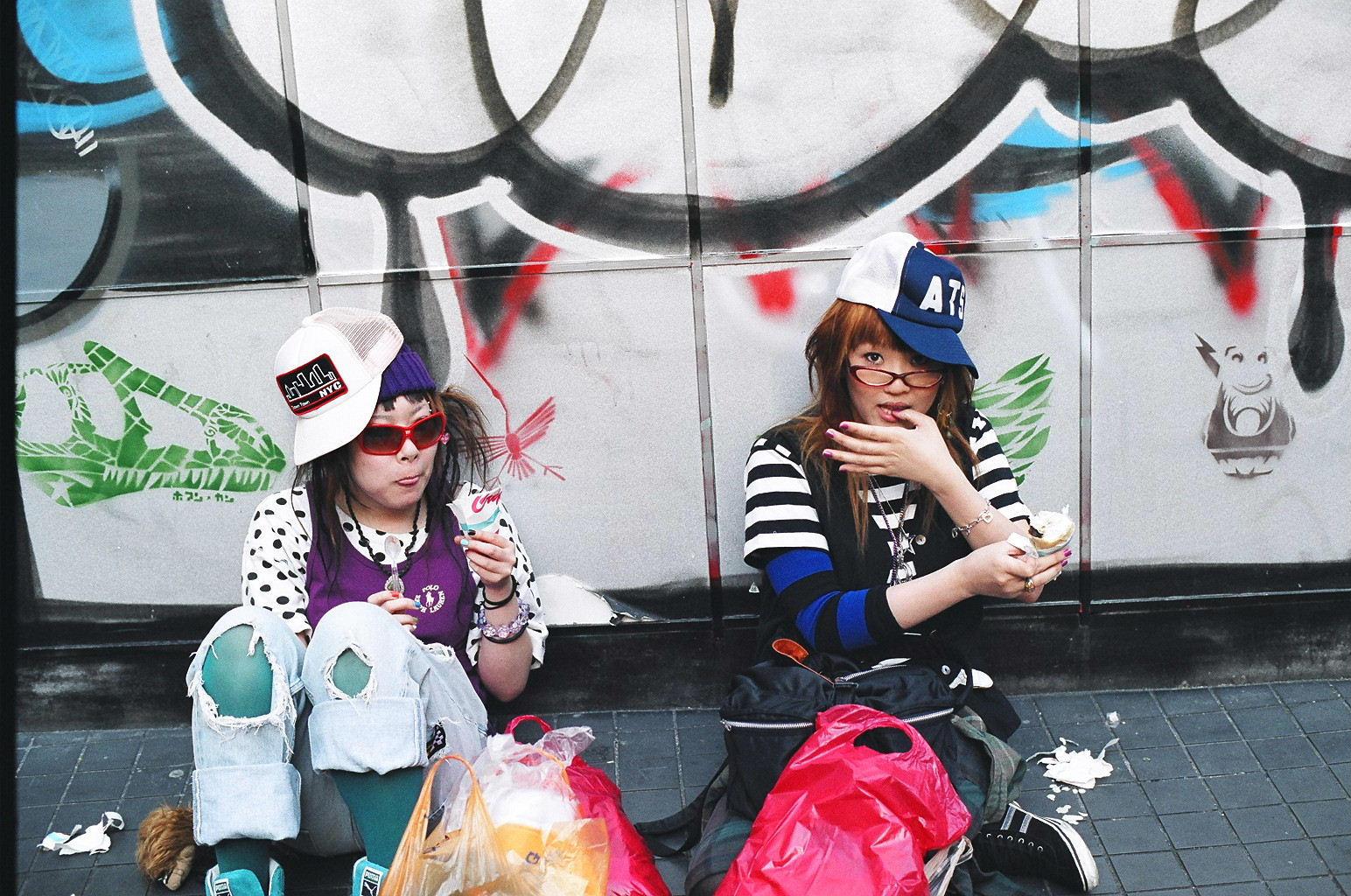 Osaka Street Fashion by danhar