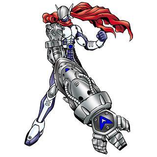 Justimon Ranger: Blue by Gunblade7303