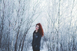 Beauty Come With Snow by beyondimpression