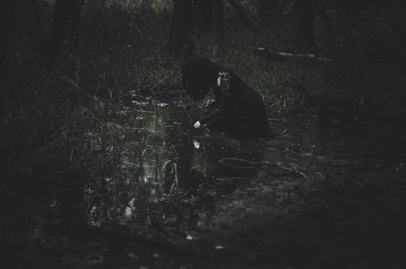 The Witch of the Swamp by beyondimpression