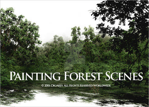 Painting Forest Scenes