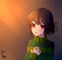 Chara by LirycaAllson