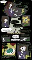 Horrortale 2: Votre meilleur ami, Golly Gee by MSmelodys0ul