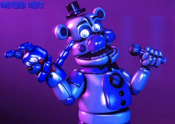 Funtime Freddy by NightmareRarity1