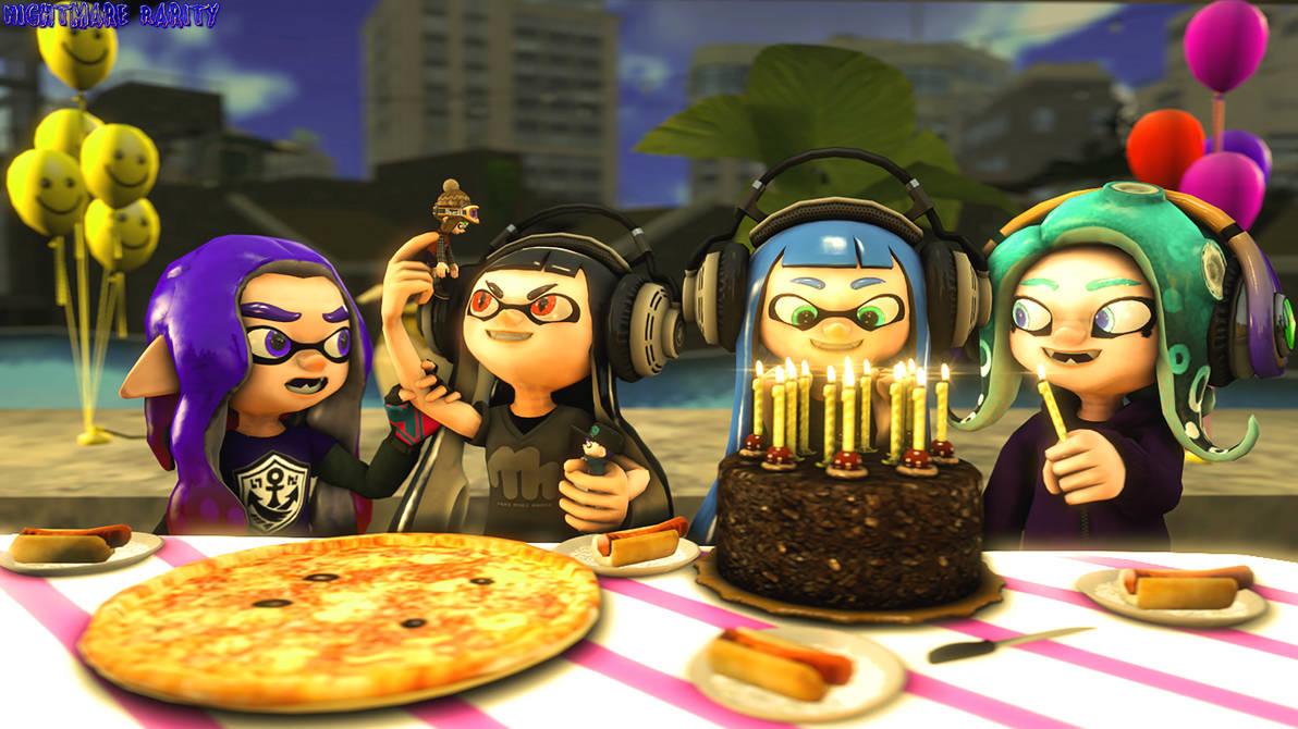 Lily's Birthday Gift! by NightmareRarity1
