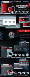 Official Crysis Warhead Theme by skinsfactory