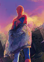 with great power comes great responsibility by violet1025