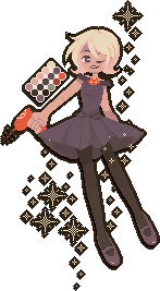 pixel doll - roxy lalonde by nights-lights