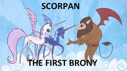 Scorpan: The Original Brony by Werewolf-Korra