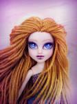Custom Moxie girl - Lorelei