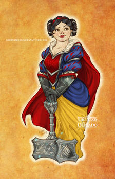 Disney meets Warcraft - Snow White