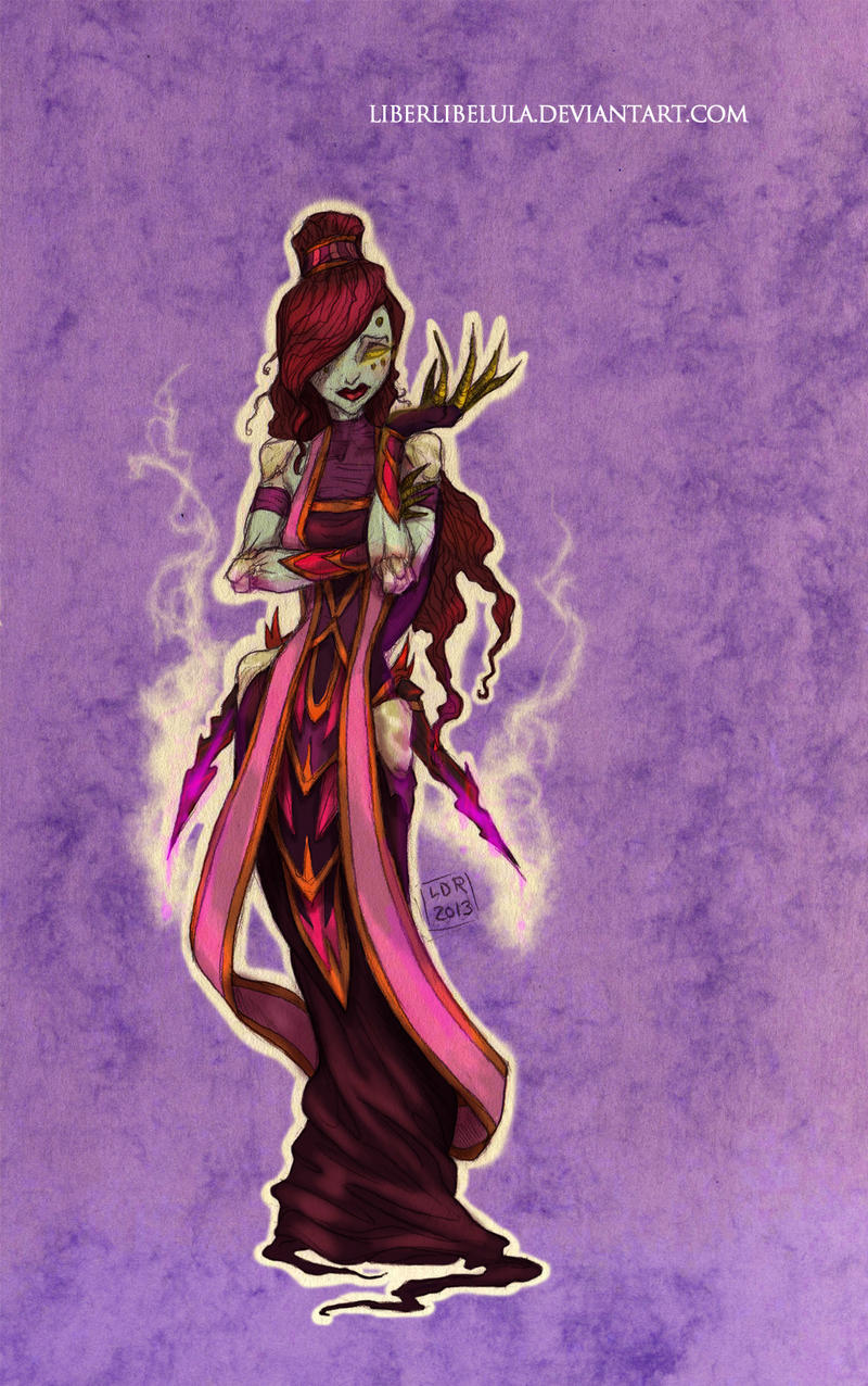 Disney meets Warcraft - Meg