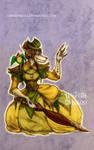 Disney meets Warcraft - Jane