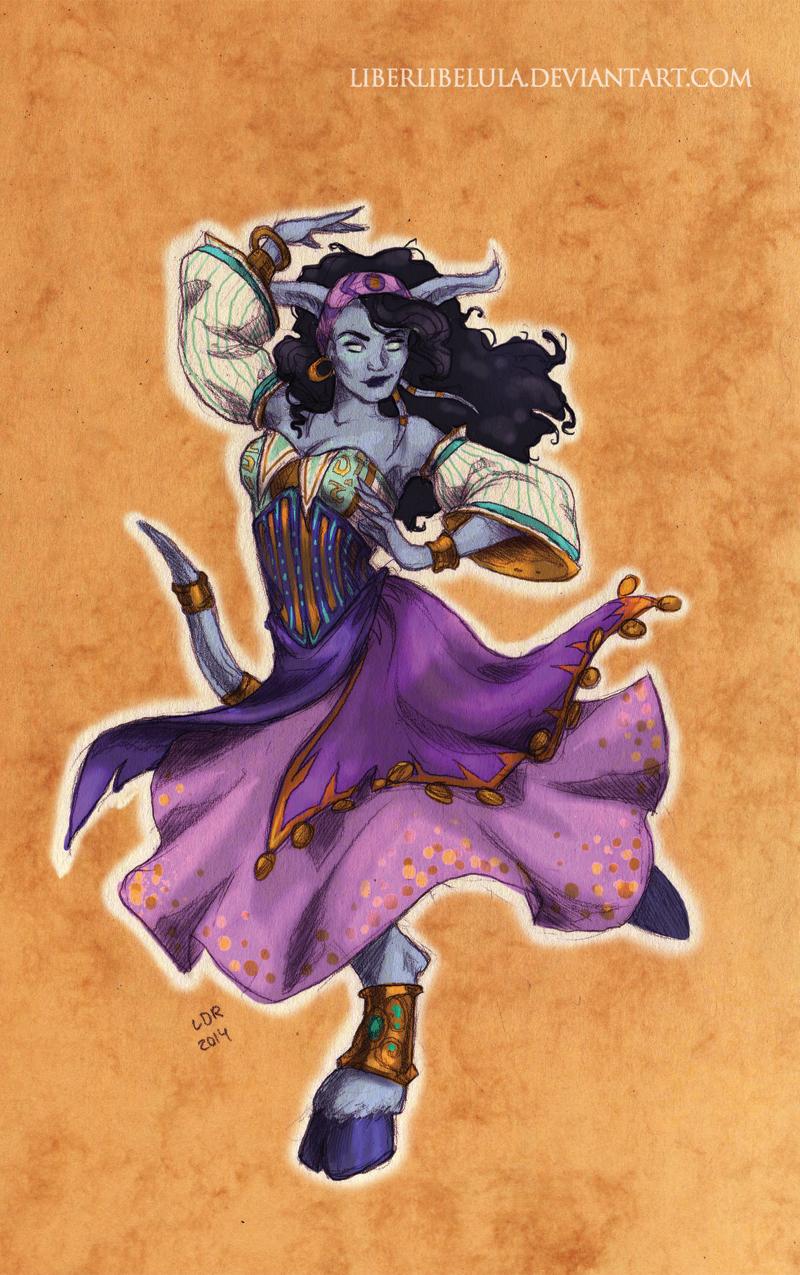 Disney meets Warcraft - Heavens Light Esmeralda