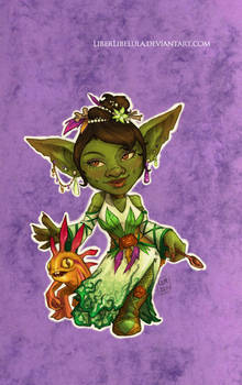 Disney meets Warcraft - Tiana