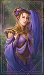 Dragon Age - Leire Amell by LiberLibelula