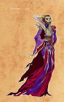 Disney meets Warcraft - Queen Grimhilde