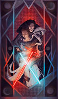 The Balance of the Force - Reylo