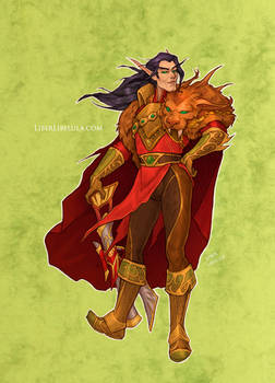 Disney meets Warcraft - Gaston