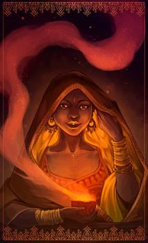 Reylo Mahabharata - Mazha