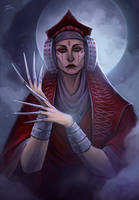 Revered Prophetess by LiberLibelula