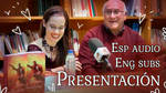 Youtube - Book presentation (tLatB) by LiberLibelula