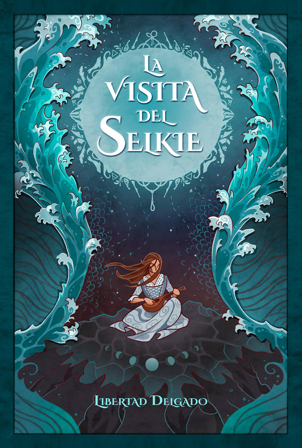 La Visita del Selkie (Disponible en AMAZON) by LiberLibelula