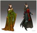 Wardrobe - Lady Ilaydwen