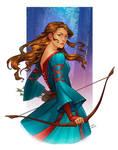 Commission - Amira