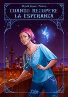 Book cover - When I recover hope by LiberLibelula