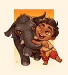 Vashi and Nara