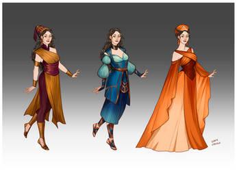 Wardrobe - Raveena by LiberLibelula