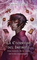 Book Cover - La Eternidad del Infinito by LiberLibelula